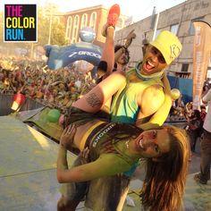 #Fabio #Inka #Color #Run 2015