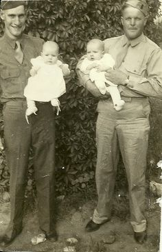 Tattered Past: Remember When: Military service #genealogy #veterans