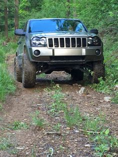 Lifted Jeeps, Lifted Ford Trucks, Pickup Trucks, 2005 Jeep Grand Cherokee, Jeep Wk, Cool Jeeps, Drag Racing, Offroad, Camper