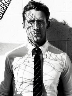#blackandwhite #gosling #people #portrait