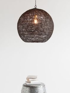 Ceiling Lamp by Applied Art Concepts at Gilt