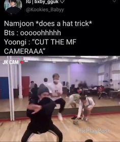 Bts Funny Videos, Bts Memes Hilarious, Funny Tweets, Bts Bangtan Boy, Bts Jungkook, Namjoon, Vhope Fanart, Bebe Love, Bts Dancing