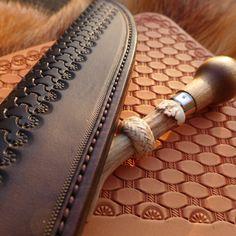 leather knife sheat