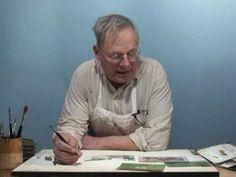 Charles Reid, American Watercolorist | My TV Moments - Watercolor with the Master: Charles Reid's 10 Lesson ...