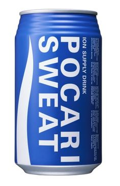 pokari sweat can layout