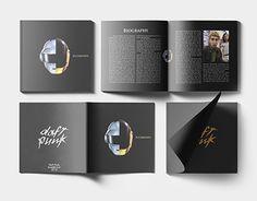"Check out new work on my @Behance portfolio: ""Daft Punk BOOK&VINYL"" http://be.net/gallery/46200493/Daft-Punk-BOOK-VINYL"