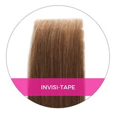 Skin weft hair extensions appear to be hair from your scalp, perfectly undetectable!