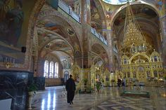 Visiting The Holy Ascension Male Monastery in Bancheny Chernivtsi Oblast, Ukraine. Orthodox Christianity, Iglesias, Place Of Worship, What A Wonderful World, Far Away, Wonders Of The World, Barcelona Cathedral, Ukraine, Sony