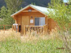 Jordanelle State Park cabin