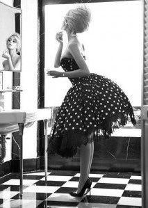 polka dots and petticoats
