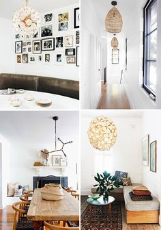 lighting that makes the space.