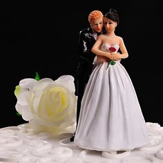 Cake Toppers Embrace You in My Arms Cake Topper – USD $ 19.99