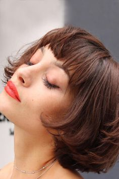 Simple Hairstyles with Bangs picture 3