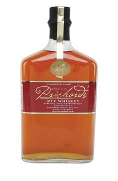 Prichard's Rye #Whiskey is distilled in our copper pot stills and AGED in our small American oak barrels for the perfect balance of smoothness and flavors we so desire. It has been bottled at 86 proof to achieve just the perfect taste we were looking for in a Rye Whiskey. Awarded (90 point rating) Excellent, Highly Recommended at the 2012 Ultimate Spirits Challenge.