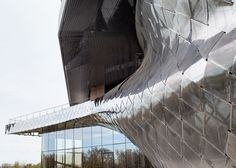 New photos of Jean Nouvel's Philharmonie de Paris
