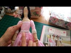 How to Sew a Tilda Doll Preview - YouTube
