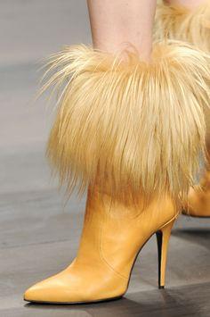Lorella Signorino at Milan Fashion Week Fall 2011