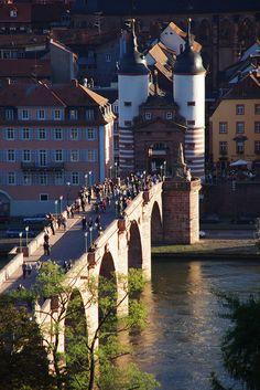 Heidelberg, Germany-our favorite German city