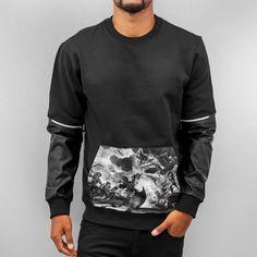Dangerous DNGRS Pullover schwarz