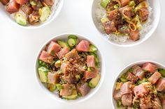 Check out this easy and delicious poke recipe, two different ways.