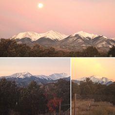 My view, Salida, CO