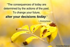 Every decision involves emotion (love, anger, jealousy, greed, fear) — emotionally charged environments are not ideal for decision making — therefore we need to seek advice from someone not emotionally involved — they are more likely to see clearly. Listen to them.