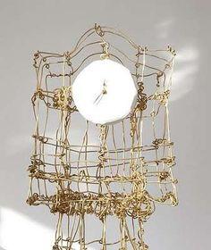 Kiki van Eijk mantel clocks