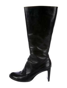 edc5ad847d5df COSTUME NATIONAL BLACK LEATHER DRESS 3