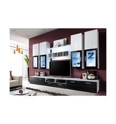 Ensemble meuble TV CALVI - Décoration séjour