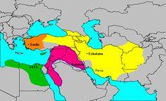 A Biblical Interpretation of World History, Map Gallery