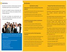 Business Brochure In