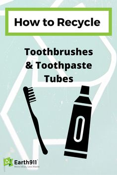 Did you know you can recycle toothbrushes and toothpaste tubes? There are also a number of brands that now make recyclable toothbrushes to make it even easier to dispose of. This guide will help you learn how and where to recycle your bathroom products.