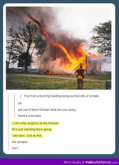 The only reason I'm re-pinning this is for the student that I have EVERY YEAR that asks (during the 1st week of school) 'Well, what if we have a fire AND a tornado at the same time?' To which I normally say 'That will never happen.'  Boom. Proven wrong. Lol