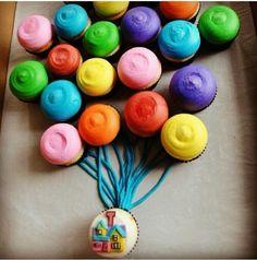 Up altas aventuras — Cupcakes Instagram via @igcolorposts