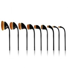 SHARE & Get it FREE   9 Pcs Golf Clubs Shape Nylon Makeup Brushes SetFor Fashion Lovers only:80,000+ Items·FREE SHIPPING Join Dresslily: Get YOUR $50 NOW!