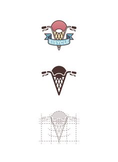 This project is about an ice-cream service to deliver the product by a solar-driven bike. Ice Cream Brands, Behance