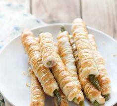 Asparagi in crosta di pasta sfoglia - Ricetta
