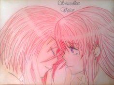 Castiel and Mylade... by HaatoNoKoe.deviantart.com on @deviantART