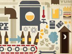 Beer Stuff Thing by Cam Hoff