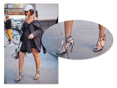 Rihanna - Jimmy Choo Plastic Shoes  Rihanna was recently spotted in her plastic Jimmy Choo shoes. I initially thought that she created them to make a fashion statement but I was wrong. The unique heels are a part of Jimmy Choo's collaboration with Off-White an innovative brand founded by designer Virgil Abloh. Rihanna isn't the only one who has been spotted in the heels. Naomi Campbell was seen wearing them on the runway.  These heels will be an easy target for people who want the same look…