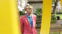 Neil Harbisson was colour blind until an antenna was attached to his skull - now he can hear colour.