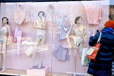 A New York City American Apparel store put mannequins with pubic hair in the window. We look into the science of their pro-bush stance.