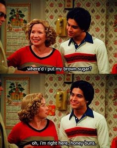 That's 70 Show Steven Hyde, Best Tv, The Best, 70 Show, Wilmer Valderrama, Laura Prepon, Tv Quotes, Movie Quotes, Funny Quotes