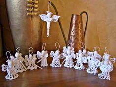 ▶ Anielska kolekcja crochet angels - YouTube