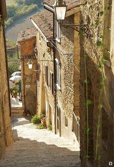 San Casciano dei Bagni, province of Siena, Tuscany