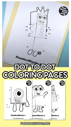 Dot-to-dots worksheets aren't just fun drawing activities—they're a great way to get your kindergartener comfortable with numbers. First, they can connect the dots to finish the picture and then have fun coloring it in. #dottodot #learningwithkids #easycounting #worksheets #worksheetsforopreschool #learningnumbers #kidsactivities #homeschool #getcreativwithkids #toddleractivities #childrenactivities #playbasedlearning #letthemplay #learningathome #kindergarten #preschool Kindergarten Math Worksheets, Kindergarten Writing, Preschool Learning, Worksheets For Kids, Homeschool Kindergarten, Drawing Activities, Toddler Activities, Preschool Activities, Creative Activities