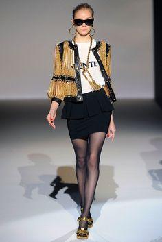 Moschino Spring 2010 Ready-to-Wear Fashion Show - Dorothea Barth Jorgensen