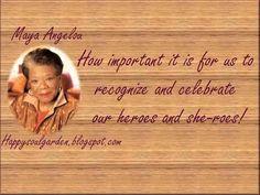 Maya Angelou Quotes#23