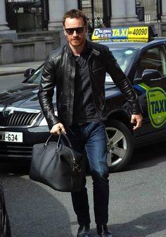 Michael Fassbender Latinoamérica: Michael estreno de FRANK *pics and vid*