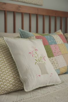 quilt pillows